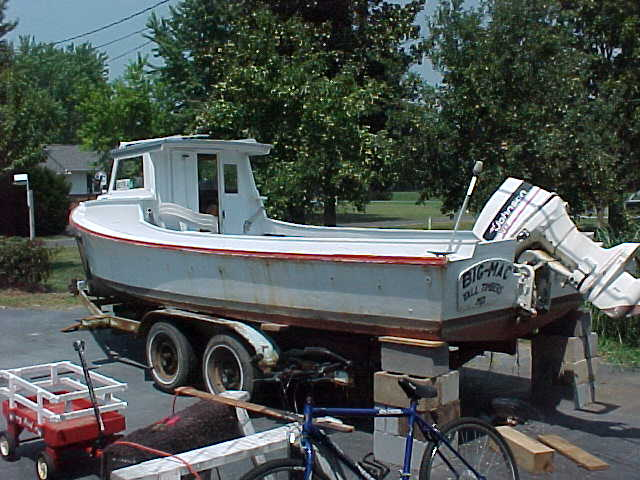 2007my Boat The